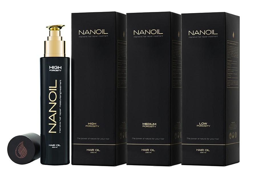 Nanoil - olaj minden hajtípusra